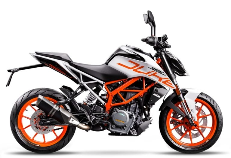 KTM Duke 390 generating better sales figure than TVS Apache RR 310
