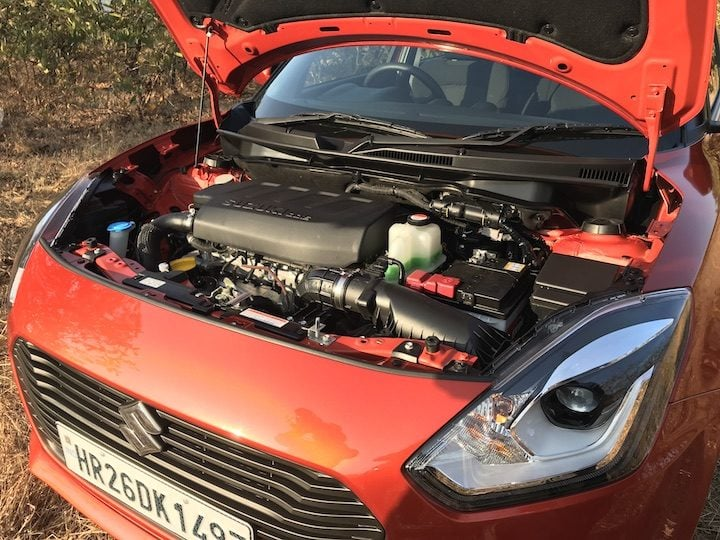 2018 maruti suzuki swift engine