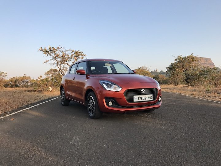 2018 Maruti Swift Review- Petrol, Diesel Manual & AGS