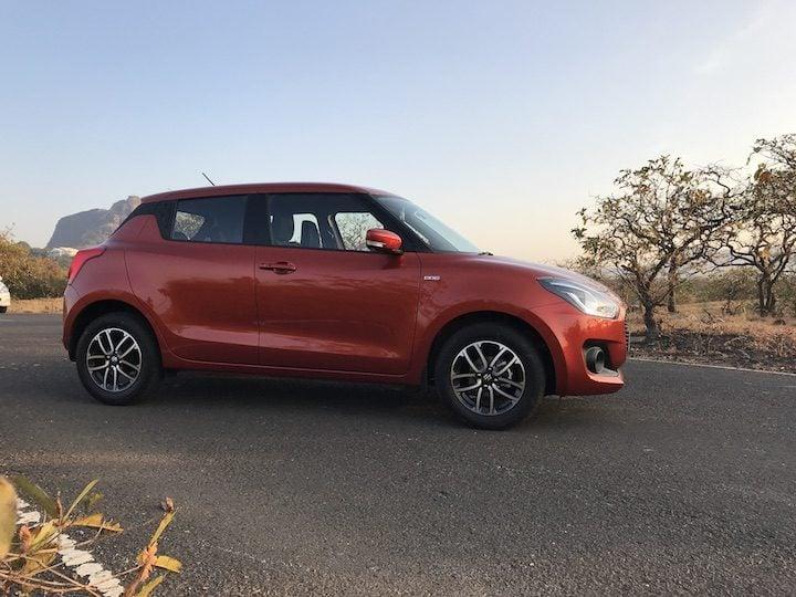 New 2018 Maruti Suzuki Swift