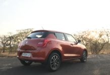 New 2018 Maruti Suzuki Swift