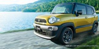 2018 Suzuki Xbee 2