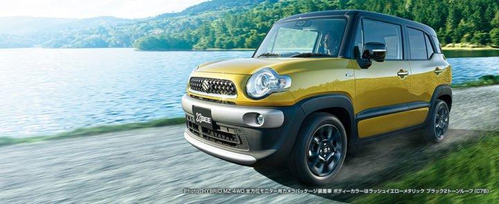 2018 Suzuki Xbee