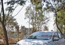 2018 Toyota Vios spied 1