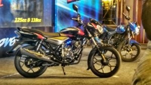 2018 Bajaj Discover 125 and 110 Images