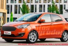 2018 ford figo facelift india
