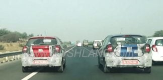 2018 ford figo freestyle images rear angle