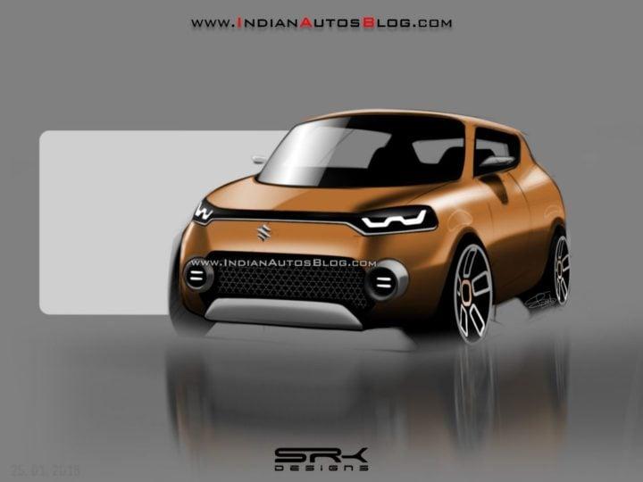 2018 maruti future s concept images