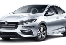2019 honda city images front angle