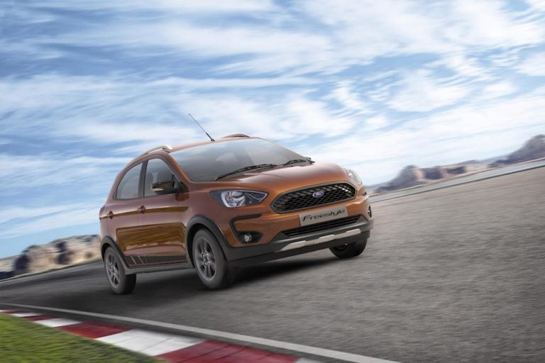 Ford Freestyle Likely To Launch On 18th April – Report