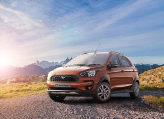 Upcoming Cars in India 2018 All-New Ford Freestyle