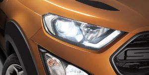 Ford EcoSport Storm Images headlamp