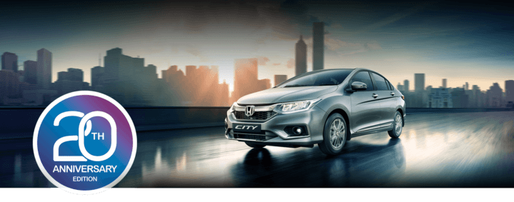 2018 special editions - Honda City 20th Anniversary Edition