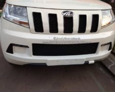 Mahindra TUV300 Plus Images front lucknow