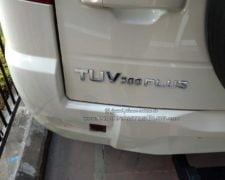 Mahindra TUV300 Plus Images rear badge