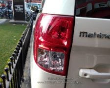 Mahindra TUV300 Plus Images taillight lucknow