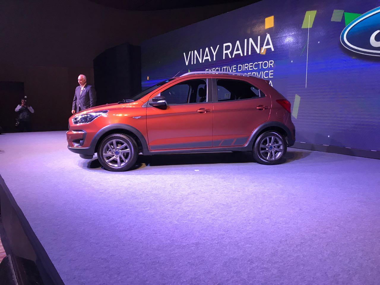 Ford Freestyle Compact Utility Vehicle Unveiled, Launch Soon