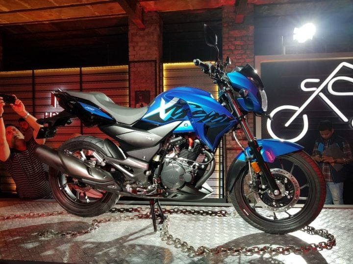 hero xtreme 200s images blue