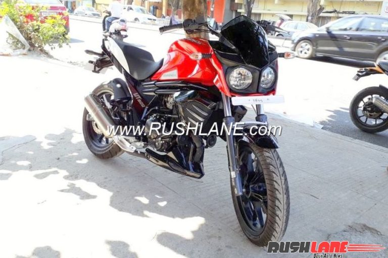Mahindra Mojo UT300 Low Cost Variant Spied, Launch Soon