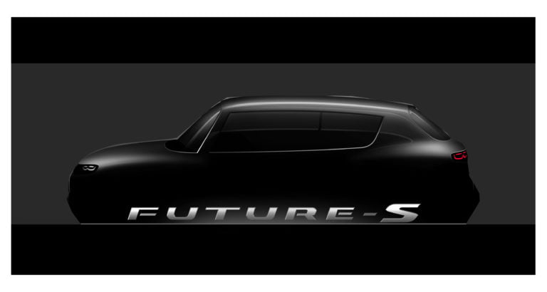 New Maruti Future S Concept Likely to Spawn Kwid Rival