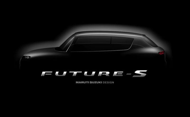 maruti future s concept teaser-images