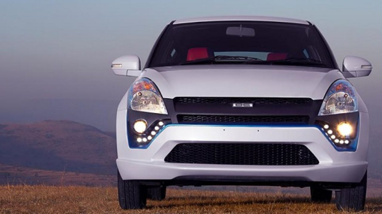 Modified Maruti Swift from DC Design - Yet Another Weird Modification