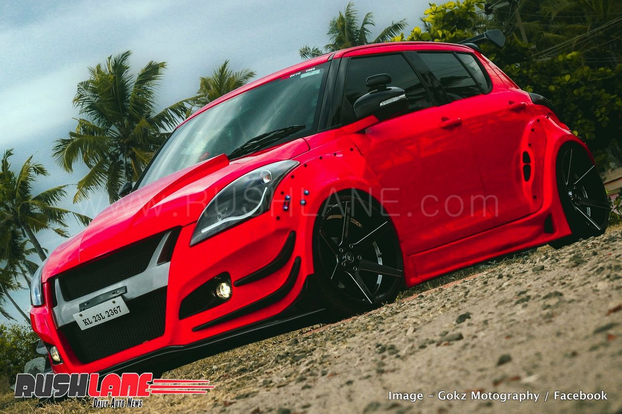 Best Modified Maruti Baleno And Maruti Swift In India