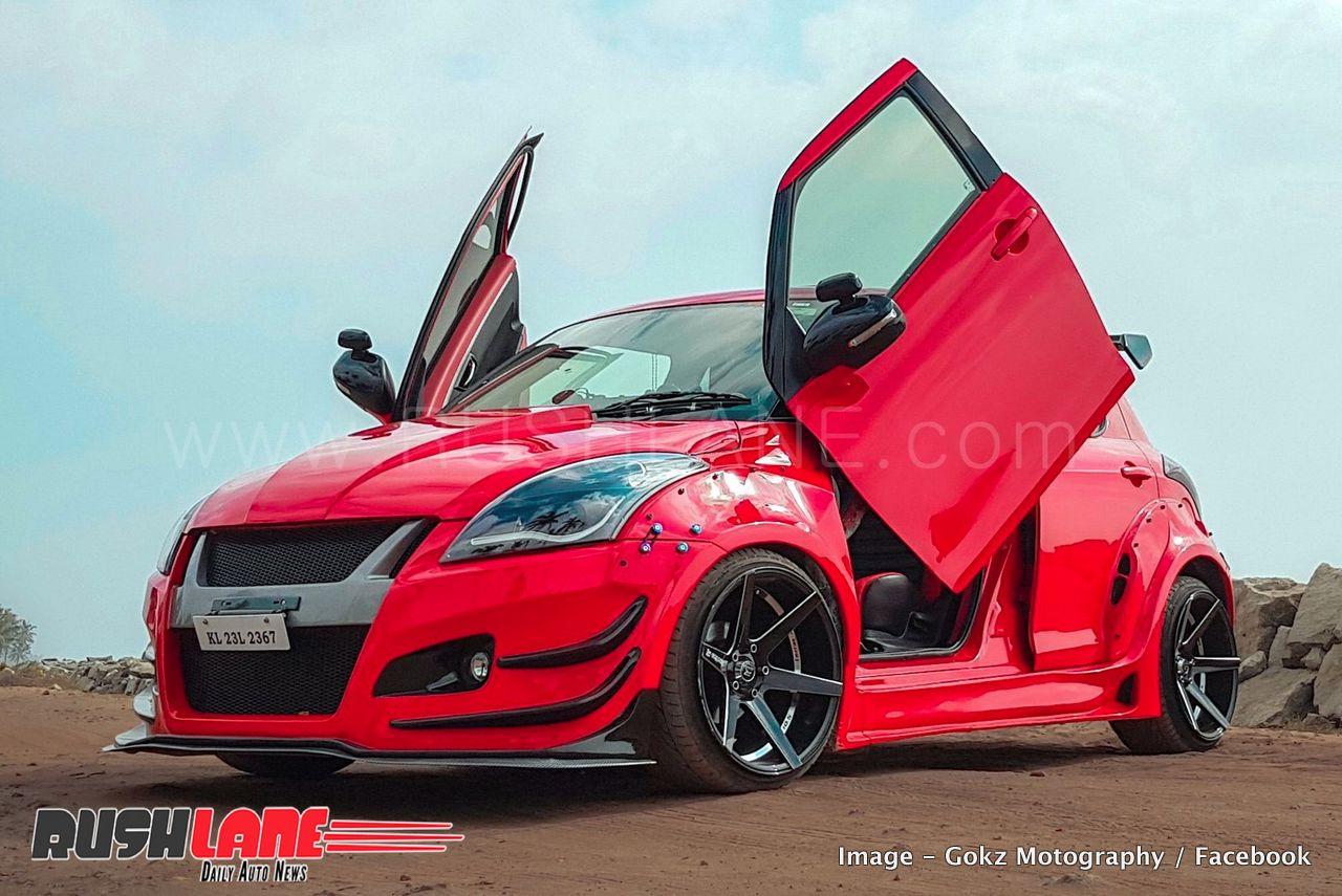 Best Modified Cars In Kerala