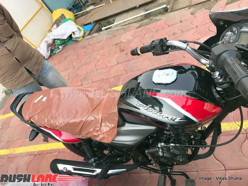 New 2018 Bajaj Discover 125 Launch Today, Spy Images ...