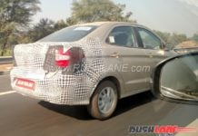 new 2018 ford aspire facelift