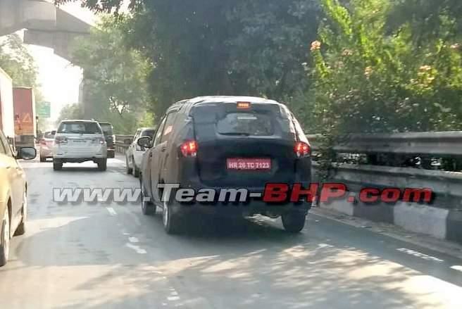 New 2018 Maruti Suzuki Ertiga Spied – Auto Expo 2018 Debut Likely