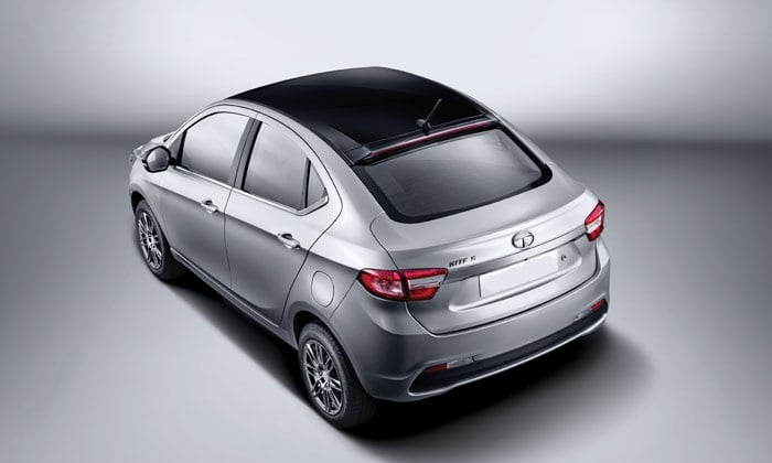 tata tigor sport rear images