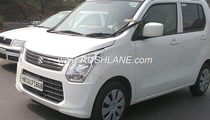 2018 Maruti Suzuki WagonR front facia
