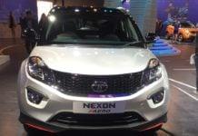 2018 Tata Nexon Aero Edition