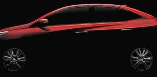 2018 Toyota Vios teaser