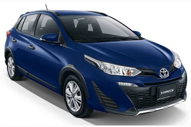 2018 Toyota Yaris Cross Launched In Japan  Will It Make It