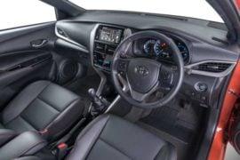 2018 Toyota Yaris Cross 4