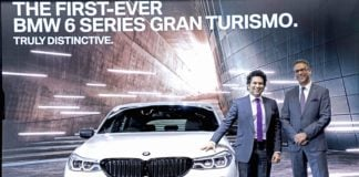 BMW 6 Series Gran Turismo india launch images