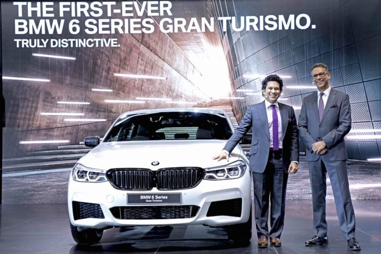 BMW 6 Series Gran Turismo Launched in India at Auto Expo 2018