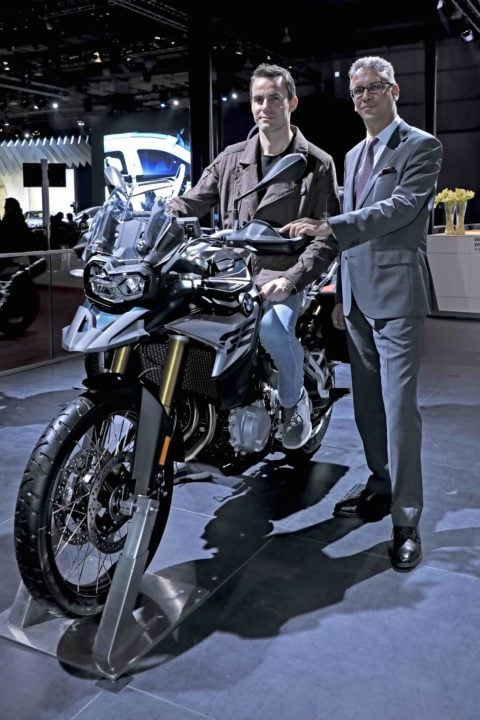 BMW F 750 GS & F 850 GS Launch