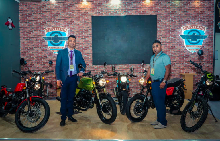 Cleveland CycleWerks Debuts in India at Auto Expo 2018