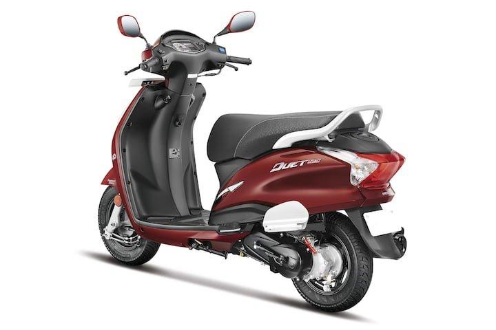Hero Duet 125 Cc I3s Scooter Price Features Specs