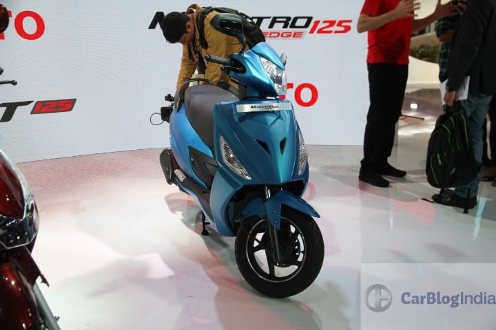 Honda Navi 2018 >> Hero Maestro Edge 125 i3S Price, Features, Specifications & Pictures