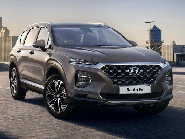 2019 Hyundai Santa Fe Price In India Launch Interior