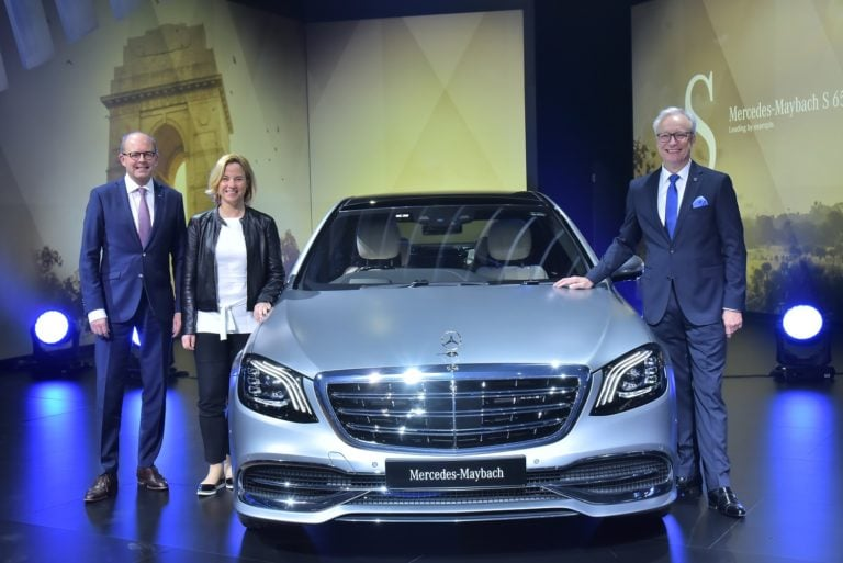 Mercedes-Maybach S650 Launched In India @ INR 2.73 Crore