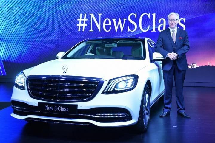 2018 Mercedes Benz S-Class Exterior