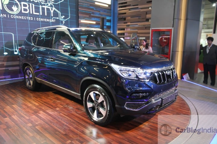 Mahindra Xuv 700 At Auto Expo 2018 Pictures 18 Carblogindia