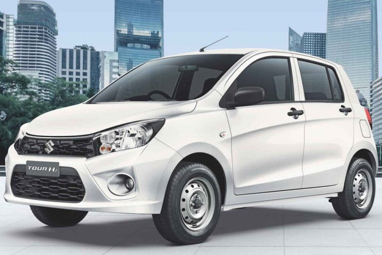 Maruti Celerio Tour H2 Taxi Model Launched, Price – Rs 4.21 Lakh