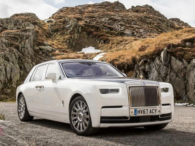 All-new 2018 Rolls Royce Phantom Launched in India at INR 9.50 Crore