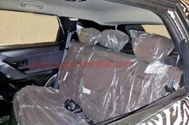 Tata H5X SUV Spyshots 1